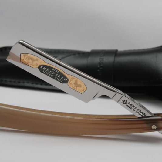 Thiers-Issard cut throat razor